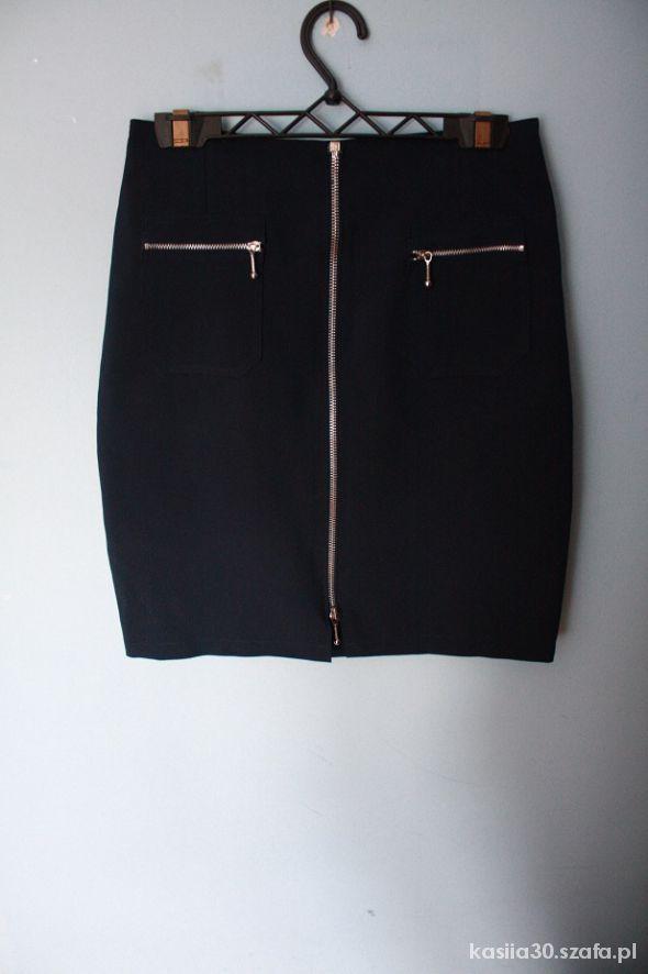 Spódnice z zipem