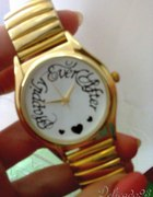 Złoty zegarek happily
