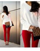 biel czerwien i PANTERA
