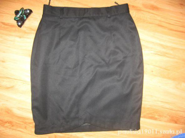 Spódnice Elegancka czarna spódniczka
