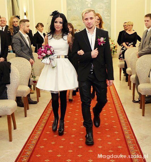 Ślub na rockowo