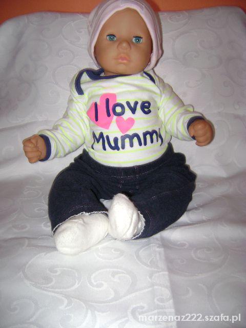 Baby body dł rękaw roz 0 3 msc