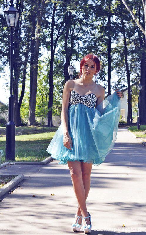 Mój styl sukienka princesska