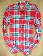 HOLLISTER abercrombie fitch moja koszula w kratke