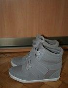 Sneakersy Heavy Duty