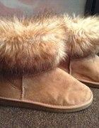 Emu śniegowce z futerkiem 36 37...