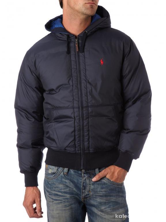 136d37cb67801 Granatowa kurtka Ralph Lauren założona 2 razy w Kurtki i płaszcze ...
