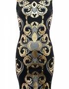 sukienka gotycka areyoufashion