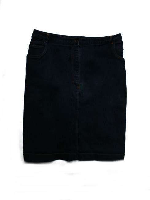 Spódnice CASULA spódniczka JEANSOWA rozm 52 54
