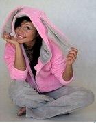 Cieplutka piżamka z uszkami