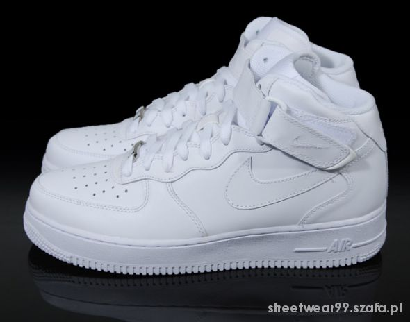 air force 1 biale