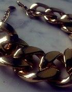 imitacja złota bransoleta Telly Weijl...