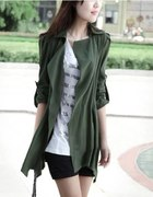 Zielona Marynarka Japan Style...