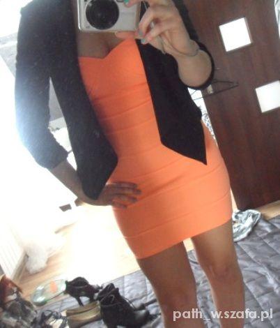 Na specjalne okazje Neonowa sukienka tally weijl
