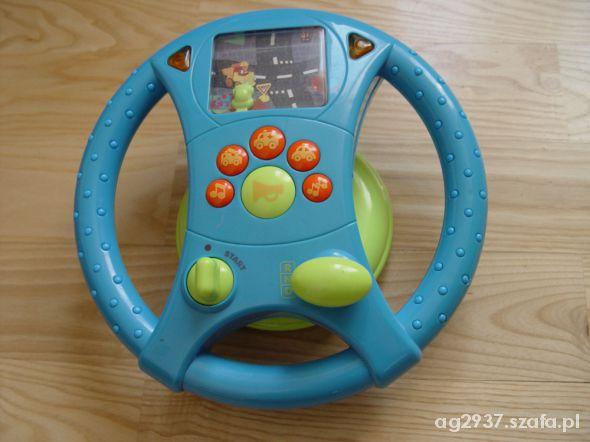Zabawki kierownica ELC