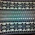 Ciepła spódnica we wzory norweskie