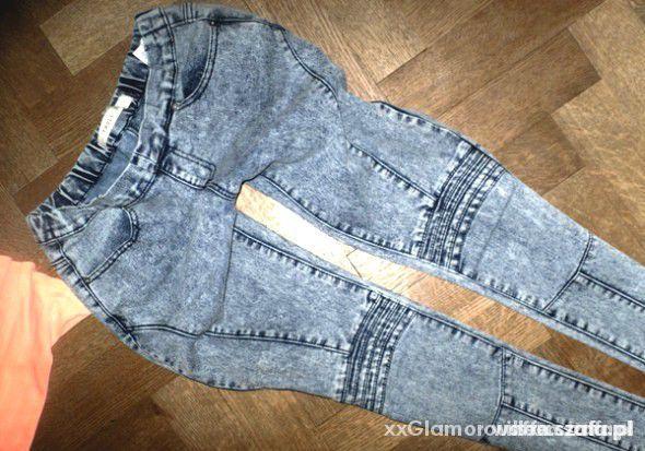 Spodnie TROLL LEGGINSY PRZESZYCIA BIKER TREGGINSY S