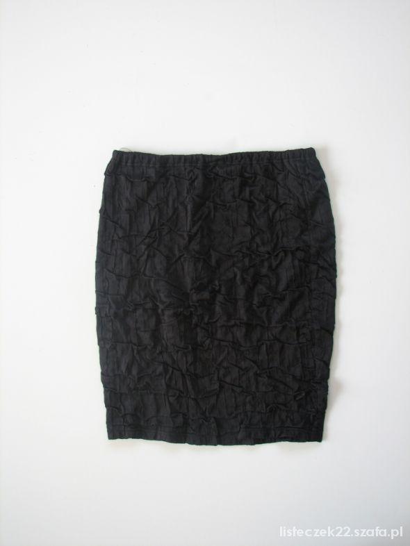 Spódnice ekstra czarna bandage spódnica