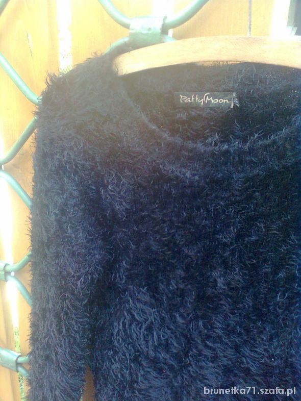 Swetry włochaty sweter