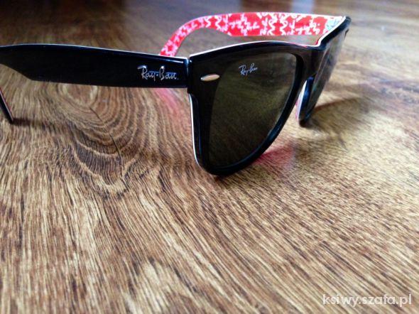 Okulary przeciwsłoneczne Ray Ban Wayfarer