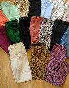 Spodnie z second handu