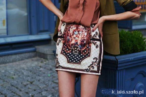 Spódnice NOWA barokowa spodniczka HIT