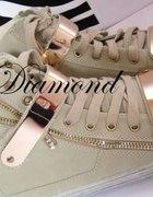 sneakersy bezowe 39 40 41