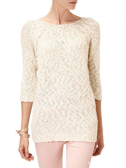 Cieplutki sweter na zime reserved