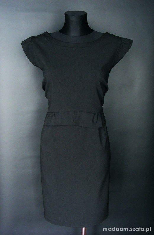 Suknie i sukienki NOWA SUKIENKA BASKINKA 48 XXXXL CZĘSTOCHOWA