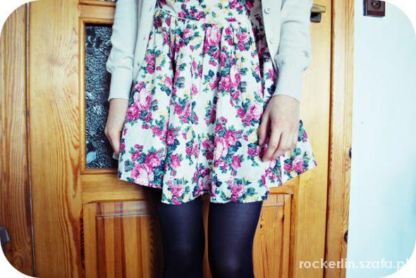 Romantyczne ukochana sukienka