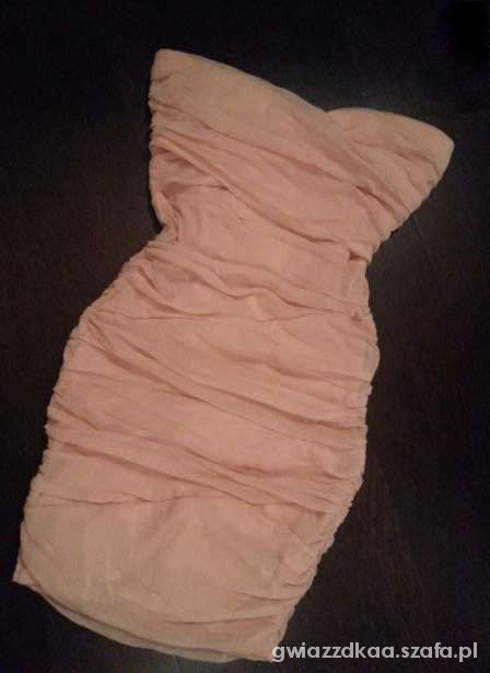 sukienka bandażowa