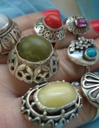 Stare pierścionki