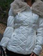 Zimowa kurtka Tally Weijl z futerkiem
