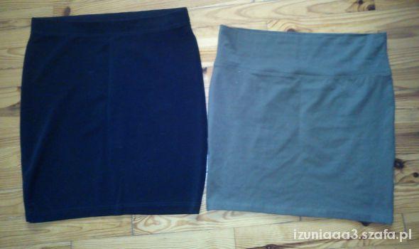 Spódnice dwie w cenie jednej ołówkowe spódnice bandażowe m
