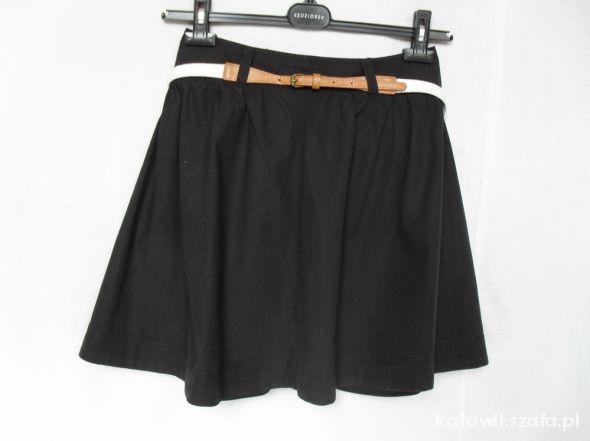 Spódnice Czarna spódnica H&M M