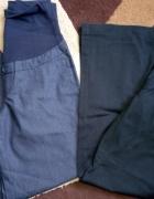 Spodnie ciążowe czarne Thyme Jeans czarne...