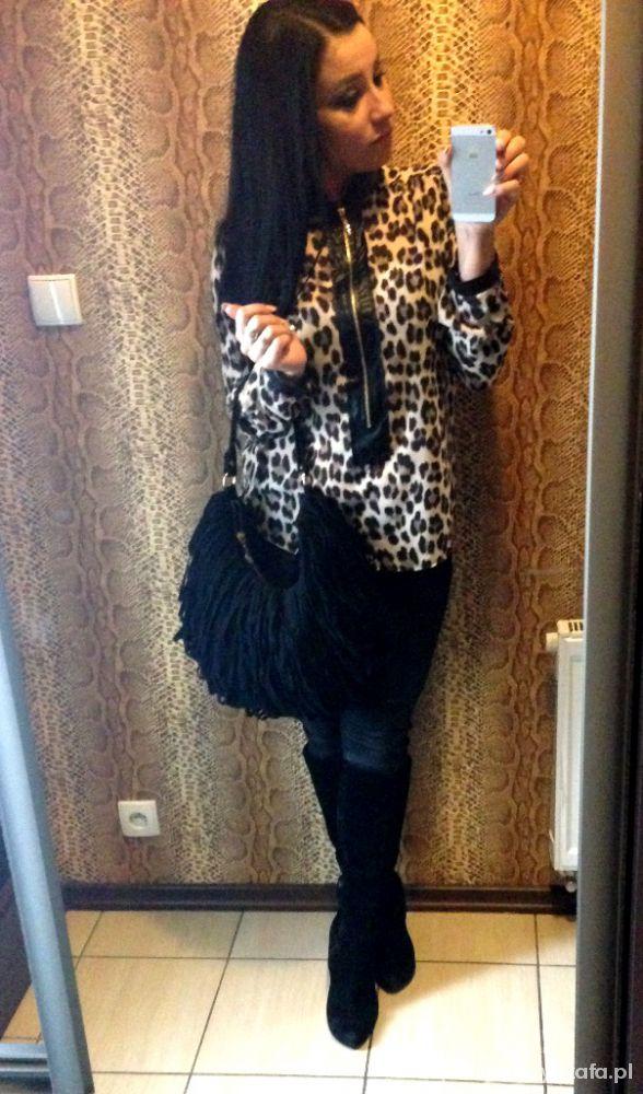 Mój styl Black Panther