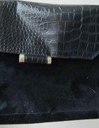kopertówka czarna a4 primark