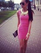 Black n pink...