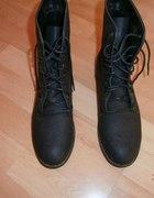 buty czarne nowe buty rozmiar 39