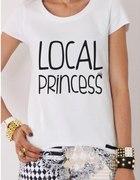 Koszulka Local Princess