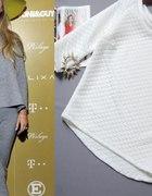 uniwersalna bluzka pikowana