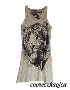 Tygrys sukienka tunika M