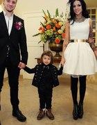 Drapieżna Slubna Stylizacja Rodzinki