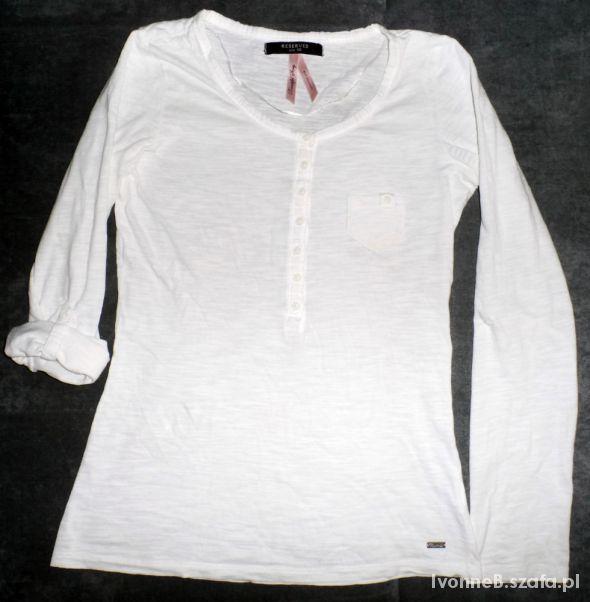 Bluzki Biała z guziczkami Reserved 34