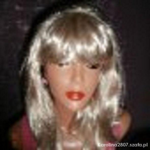 Pozostałe peruka blond
