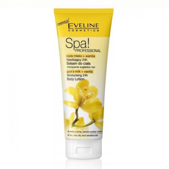 EVELINE cosmetics VANILIA balsam SPA professional...