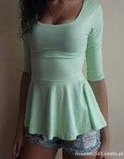Baskinka bluzka