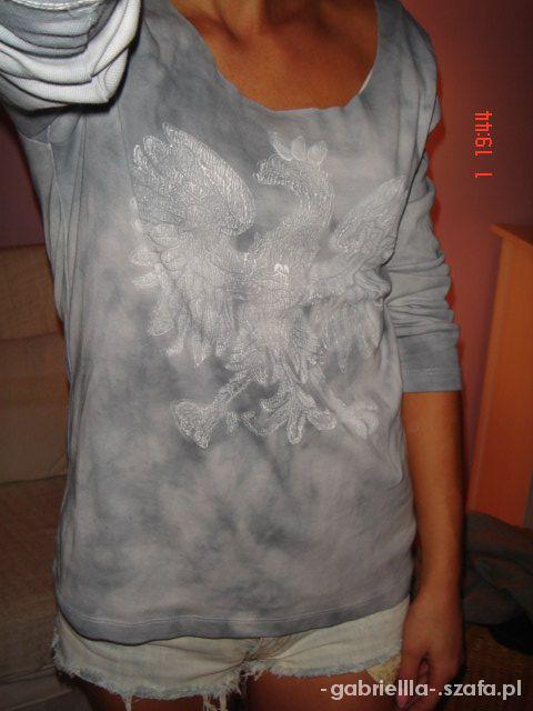 Bluzki Bluzka z orłem