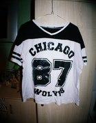 bluzka numer chicago wolyes atmosphere